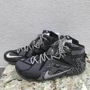 Nike LeBron XII(12) Basketball Mens Shoes Preloved